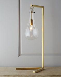 """Sabine"" Desk Lamp b"