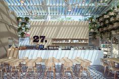 Cafe 27 by FOUR O NINE, Beijing – China