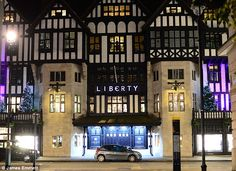 Will new TV show about Liberty revive shop's flagging fortunes? Asks LIZ JONES - http://clarksshoes.info/will-new-tv-show-about-liberty-revive-shops-flagging-fortunes-asks-liz-jones.shtml