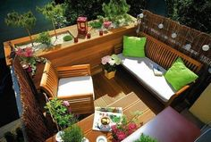 Are you concerned about privacy of your balcony? If yes, then these Balcony Privacy Ideas might be helpful for you.
