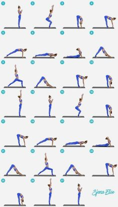 Beginner Yoga Flow Sequence - yoga ,pilates etc - Yoga Fitness, Fitness Workouts, Summer Fitness, Health Fitness, Yoga Flow Sequence, Yoga Sequences, Yoga Inspiration, Fitness Inspiration, Poses Yoga Faciles