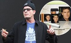 Famous E Cigarette Celebrities Who Use Electronic Cigarettes from http://www.Vapor-Electronic-Cigarettes.com - Charlie Sheen is the new owner of E Cig company NicoSheen ... believe it or not!