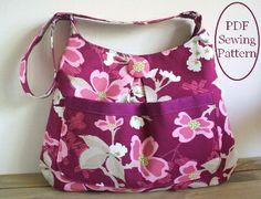 Heather Hobo Bag Sewing Pattern PN401