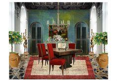 invito a palazzo by mirellaparer   Olioboard