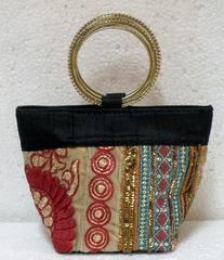 Multi colour  Designer Clutches : Navishka Collection -  YF-43243