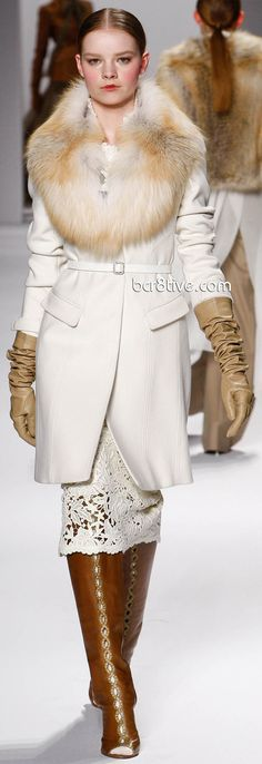 #Elie Tahari Fall Winter 2012 Ready-To-Wear