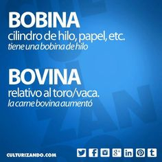 Bobina/bovina