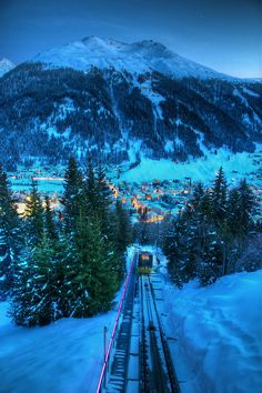 Davos, Switzerland (Asher Krell)