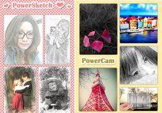 PowerCam v1.9 and PowerSketch v1.5 in iTunes
