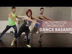 Bollywood Fitness : Dance Basanti | Zumba With Sucheta Pal - YouTube
