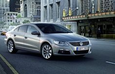 The 2013 Volkswagen CC Has Been Dramatically Updated