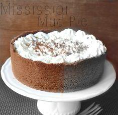 Oggi niente dolcetti ma una torta con la T maiuscola ovvero al Mississippi Mud Pie, un dolce tipico degli Stati Uniti del Sud, i...