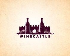 Pretty gooood :O) 40 Amazing Wine Based Logo Designs