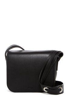 81c79788dc ALLSAINTS - Ikuya Leather Crossbody Bag Top Designer Brands
