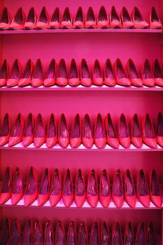 Barbie at NY Fashion Week - Pink Barbie Shoes. Barbie Dream, Barbie Life, Barbie World, Pink Barbie, Pink Love, Bright Pink, Pretty In Pink, Hot Pink, Magenta