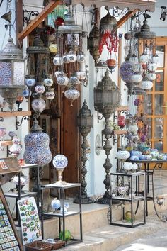 Shopping in Kalkan