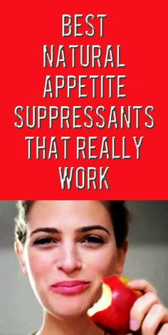Natural appetite suppressants that really work. No fad diets here. There are safe and effective ways to curb hunger and cravings. Learn the surprising, all-natural, and sometimes counterintuitive ways you can feel more full when eating less. #appetitesuppressant #appetite #weightloss #loseweight