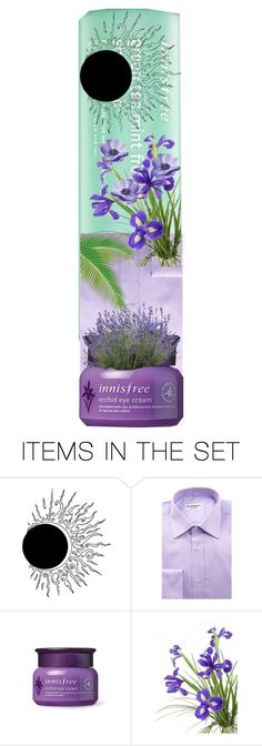 """Lavender mint Triptych I"" by mo-g-v ❤ liked on Polyvore featuring art"