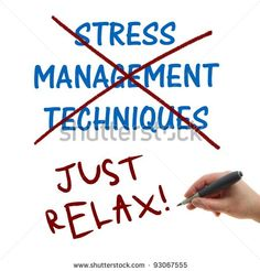 Just Relax, relax, relax...== > Natural Remedies for Health