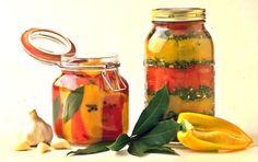 Ό,τι βγάζει η γη γίνεται... τουρσί Greece, Homemade, Canning, Tips, Food, Pickling, Greece Country, Home Made, Essen