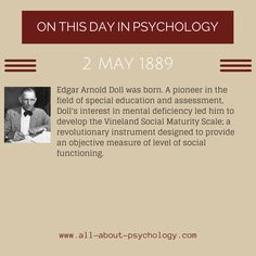 Via: www.all-about-psychology.com VISIT TODAY for free psychology information & resources. #psychology