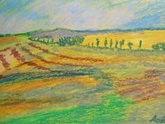 Tuscan landscape 5