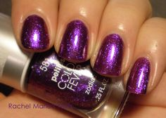 WCU colors on your nails