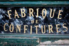 Fabrique de confitures #paris #street