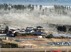 Japan | ... in Japan's recorded history slammed the eastern coast Picture: AP