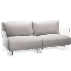 Sofa Sleeper Kartell Pop Two Seater Outdoor Sofa