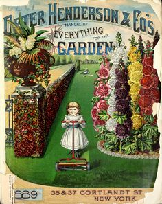 Peter Henderson & Co's manual of everything for the garden : 1889