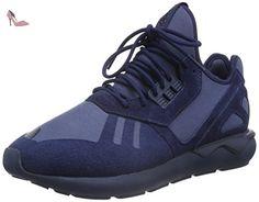 ZX 700, Baskets Basses Mixte Adulte, Bleu (Utility Blue/Vapour Blue/FTWR White), 40 EUadidas