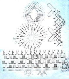 Эти нежные салфетки с курочками будут очень хорошим пасхальным подарком. Предлагаю вам схему вязания курочек и небольшой мастер-класс португальской мастерицы. Для салфетки можно взять любую схему.…