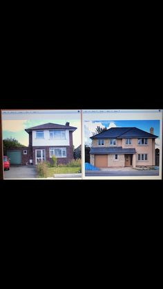 A little picture of our house renovation ! Super proud #renovations #newhome