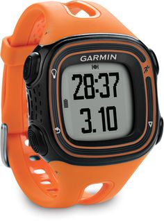 The Garmin Forerunner 10 GPS fitness monitor offers style, power and user-friendly function. #REIGifts