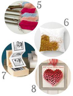 DIY for Saint Valentine's Day #DIY #Valentine