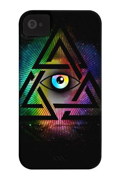 Eye of Horus Phone Case for iPhone 4/4s,5/5s/5c, iPod Touch, Galaxy S4
