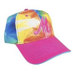 """""""Pixelicious Cap"""" http://www.houseofshroom.com/product-p/mellow7018.htm"""