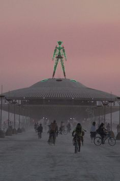 Burning Man 2013 - Cargo Cult