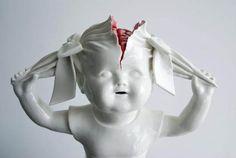 The Grotesque Ceramic Art of Maria Rubinke - mashKULTURE