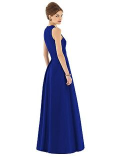Alfred Sung Style D611 http://www.dessy.com/dresses/bridesmaid/d611/