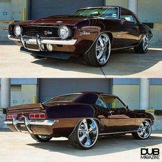 My dream muscle car