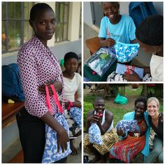 #DaysforGirls and #TaprootCharities partnered up for a trip to Uganda! Along with the #DaysforGirls San Luis Obispo chapter, they passed out #DfG kits to the young girls in Ewata Village. We are so happy to see this partnership come together! It brings such joy and smile to our own faces when we see their own smiles. Thank you to Sara Messer for sharing your beautiful story and images! / Read the full post here: http://www.taprootcharities.org/a-partnership-for-days-for-girls/