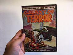 Galaxy of Terror DVD Roger Corman's Cult Classics Complete Sci-Fi Horror