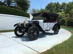 1913 Oakland model 42 Sedan