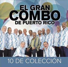 El Gran Combo De Puerto Rico - 10 De Coleccion Cd