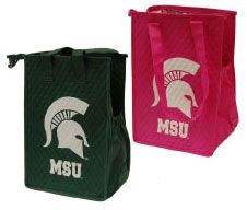 Spartan Helmet Lunch Tote. {Or 6 pack tote in a pinch ;) JF}