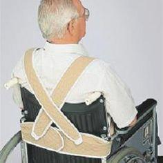North Coast Medical Torso Support :: North Coast Medical :: Wheelchair Accessories