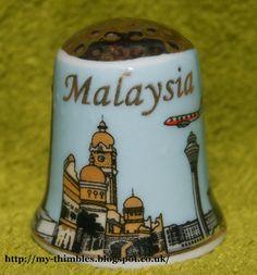 My thimbles: Malaysia