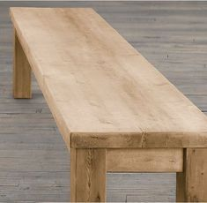 Salvaged Wood Bench Salvaged Bench The post Salvaged Wood Bench appeared first on Wood Diy. Wood Bench Plans, Wood Dining Bench, Diy Wood Bench, Woodworking Bench Plans, Woodworking Furniture, Furniture Plans, Wood Furniture, Woodworking Tools, Woodworking Equipment